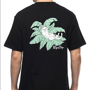 RipnDip Nermal Leaf Pocket Shirt